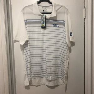 NWT Adidas Golf Shirt SZ (L)